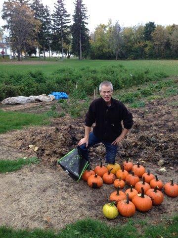 Farmer Brown's Pumpkin Patch