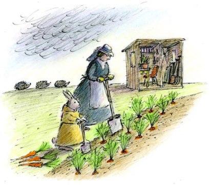 rabbit-gardener
